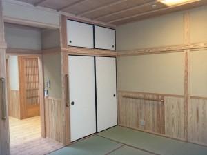 古き良き日本のお部屋 木の畳のいい香り がしそうです~
